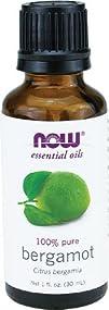 NOW Foods Bergamot Oil 1 ounce