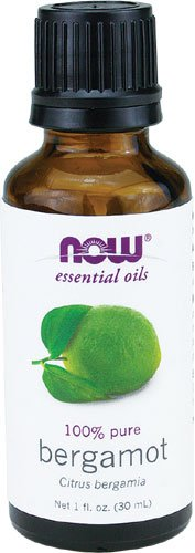 NOW Foods Bergamot Oil, 1 ounce