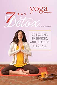 Yoga Journal: 7 Day Detox 2-Disc Set