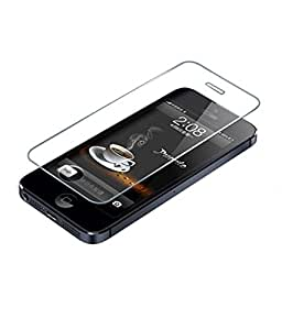 Mobidresss Tempered glass Screen Guard protector for Apple Iphone 4 4s 4G