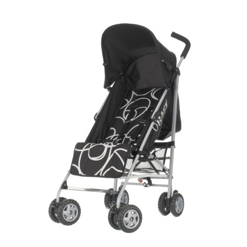 Obaby Atlas Stroller (Black Scribble)