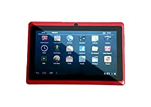 Zeepad 7.0 Capacitive Touch Screen 512M/4G Tablet Pc (Zeepad7.0-RED)