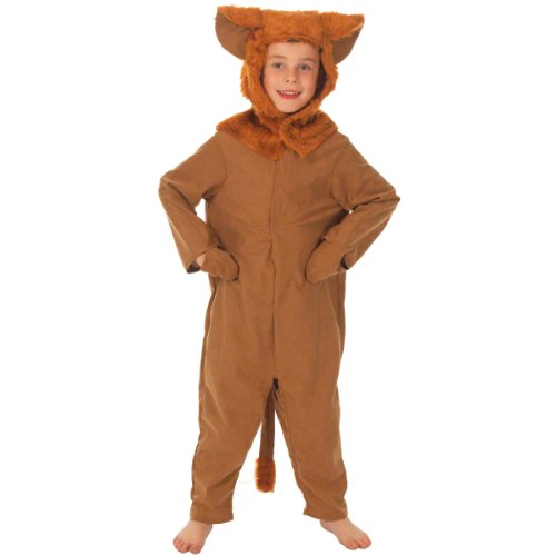 Lion Costume for Kids 6-8 Yrs