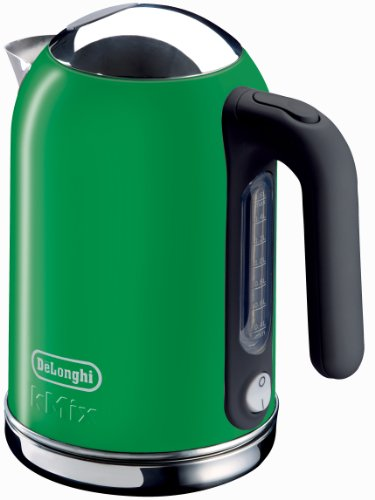 DeLonghi Kmix 54-Ounce Kettle, Green