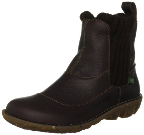 Invisibleshield - Stivaletti N006 Donna, Marrone (Braun (Brown)), 39