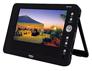 Portable DVD Player Xoro HSD 7580 black