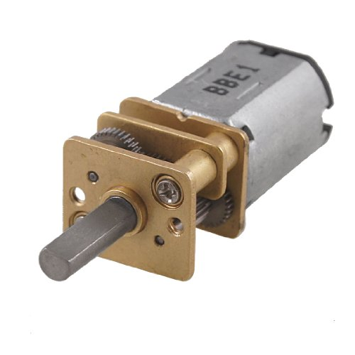 Dc 3V 0.23A 150Rpm Geared Torque Gear Boxed Motor For Diy Toys