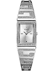 Guess Stiletto Silver Ladies Watch W13073L1