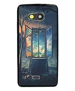 Techno Gadgets Back Cover for Nokia Lumia 730