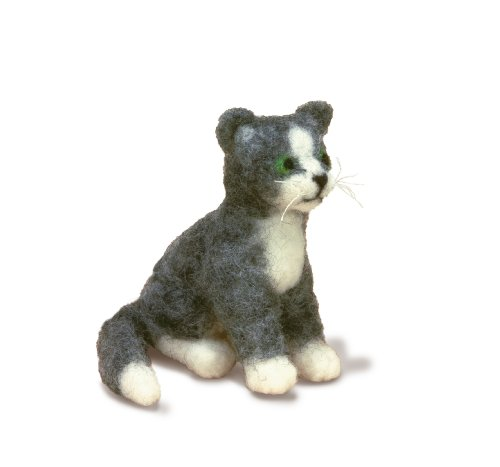 dimensions-needle-felting-kit-felted-cat