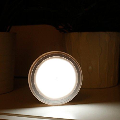 Liqoo-LED-Nachtlicht-mit-Bewegungsmelder-3-Montage-zum-Kleben-Stellen-Hngen-Batteriebetrieben-Wei-Kabellos-PIR-Sensor-Nachtleuchte-fr-den-Schrank-die-Schublade-Treppen-Schlafzimmer-Kche-Kinderzimmer