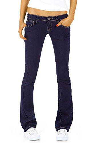 Bestyledberlin Jeans Donna, Bootcutjeans j43kw M