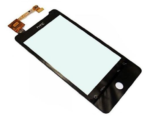HTC AT&T Aria Touch Screen Digitizer Replacement + Engraving Pen Tool Keychain