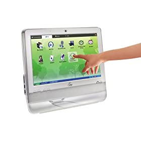 Asus Eee Top PC with 15 touchscreen