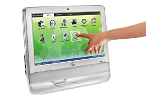 ASUS Eee Top 15.6-Inch Touchscreen PC - White