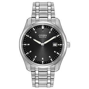 Citizen Men's AU1040-59E Bracelet Analog Display Japanese Quartz Silver Watch