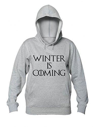 Game Of Thrones Winter Is Coming Women's Hoodie Large