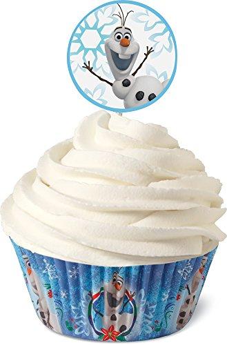 Wilton Disney Frozen Olaf Cupcake Combo Pack