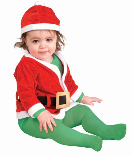 Forum Novelties Baby's First Christmas Costume