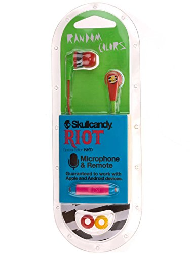 Skullcandy Riot 488 Multi Color With Mic