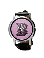 PosterGuy Alphabet B Typography Men's Wrist Watches