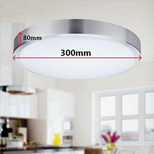 SAILUN 15W LED Panel Warmweiss Kaltweiss Moderne Deckenlampe Wandlampe Energiespar Deckenleuchte Fr Wohnzimmer Korridor Wand Bad Und Decke Schlafzimmer