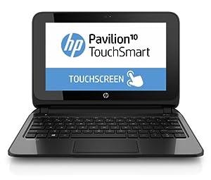 """HP Pavilion 10-e000sf Tablette Tactile 10,1"""" Noir/Gris (AMD Dual Core A4, 2 Go de RAM,  512 Go, Intel HD graphics, Windows 8.1)"""