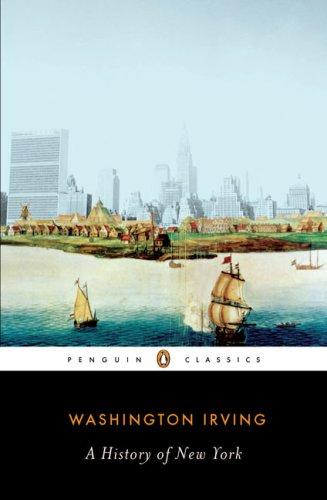 A History of New York (Penguin Classics), WASHINGTON IRVING