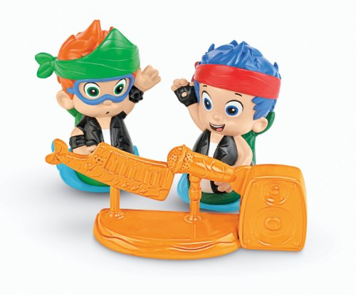 Fisher-Price Nickelodeon Bubble Guppies: Gil and Nonny - 1