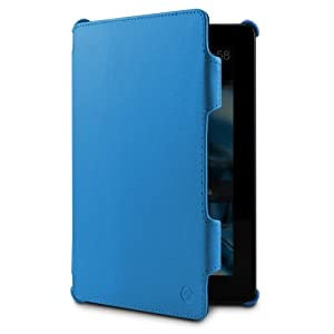 "MarBlue Slim Hybrid Standing Case for Kindle Fire HDX 8.9"", Blue from MarBlue (Kindle Accessories)"