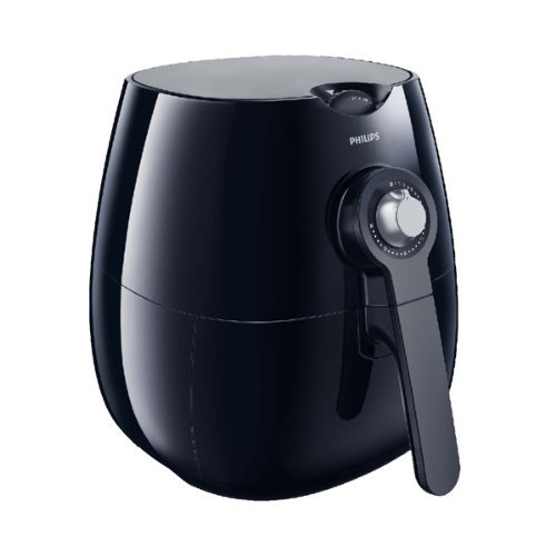 Philips-HD922020-Healthier-Oil-Free-Airfryer-Black