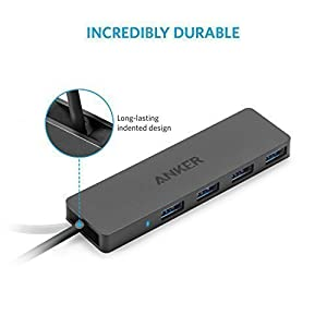 Anker Ultra Slim 4-Port USB 3.0 Data Hub