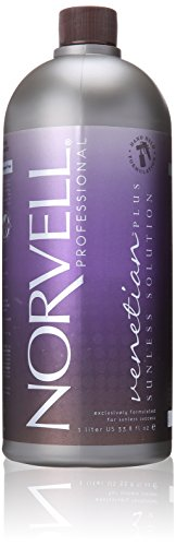 Norvell PREMIUM VENETIAN PLUS Sunless Solution - 33.8 oz. (Spray Tan Solution compare prices)