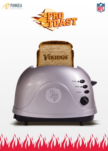 Minnesota Vikings Toaster Vikings Protoast Elite Vikings