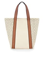 Per Una Cut-Out Shopper Bag