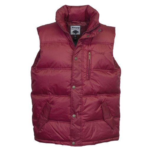 Toggi Kingston Padded Gilet - Antique Red, Medium