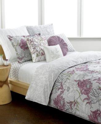 Purple Reversible Comforter