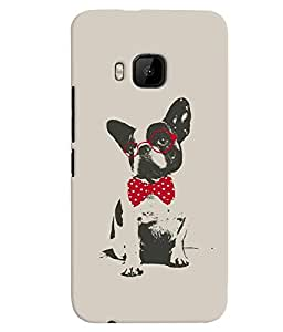HTC ONE M9 MULTICOLOR PRINTED BACK COVER FROM GADGET LOOKS