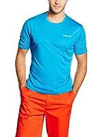 Halti Camiseta Manga Corta Konpi T (Azul)
