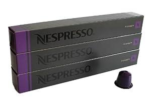 Nespresso Capsules purple - 30x Arpeggio - Original Nestlé - Espresso Coffee