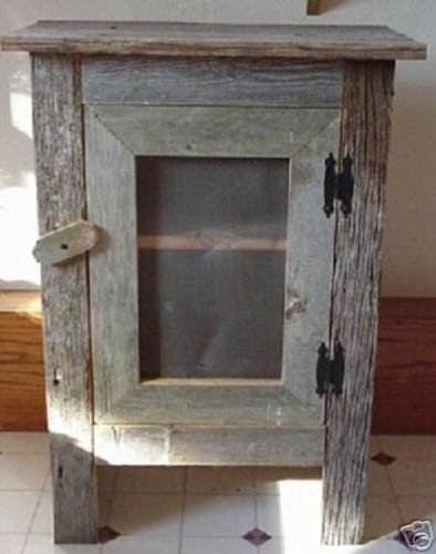 Old Barn Wood Cabinet. This Simple, Yet Striking Piece Of Old Barn Wood Furniture Will Look Great In A Country Kitchen Decor Or Any Room In Your Home. The Barnwood Cabinet Was Crafted Out Of Reclaimed Barn Wood Salvaged From An Old Ohio Barn That Has With