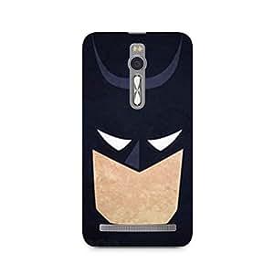 Ebby Batman Minimalist Premium Printed Case For Asus Zenfone 2