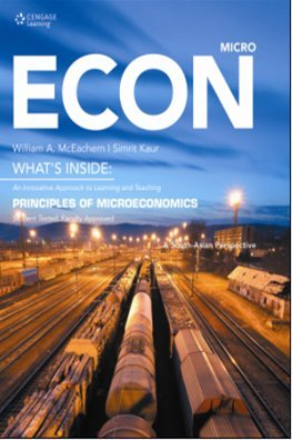 Micro ECON: Principle of Microeconomics