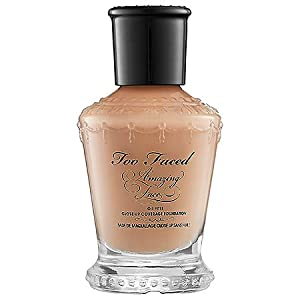 Too Faced Cosmetics Amazing Face Oil-Free Close-Up Coverage Foundation 1 fl oz. from Too Faced Cosmetics