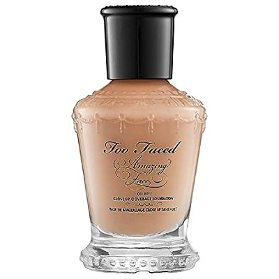 Too Faced Cosmetics Amazing Face Oil-Free Close-Up Coverage Foundation 1 fl oz.