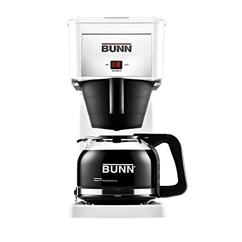 Bunn 10-Cup Original Home Coffee Maker , 120 Volts (Bunn Coffee Makers For Home White compare prices)