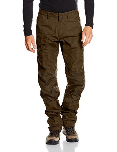 Fjllrven-Herren-Hose-Nils-Trousers-Dark-Olive-54-81752