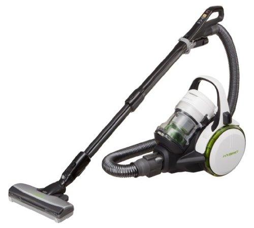 Panasonic 電気掃除機(サイクロンタイプ) ハイブリット方式(交流式・充電式) ECONAVI ホワイト MC-HS500G-W