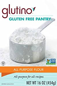 Gluten Free Pantry Beth All Purpose Baking Flour, 16 Ounce -- 6 per case.