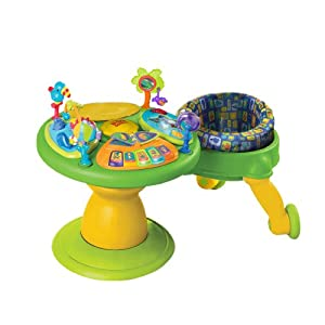 Bright Starts Around We Go Activity Station, Tropical Fun